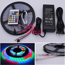 WS2811 RGB Dream Color 300LED LED strip DC24V+led controller+6A 24V Power KIT