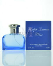 Ralph Lauren Blue Perfume For Women Eau De Toilette 2.5 Oz 75 Ml Spray