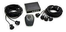 Parking Sensors 2 Front & 4 Rear Reversing Kit +  (6 Sensors Kit) + O.E,M Sound