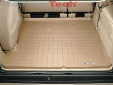 WeatherTech Cargo Liner Trunk Mat for Ford Excursion - Large - 2000-2005 - Tan