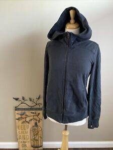 LULULEMON Belle hoodie jacket black size 6 READ GUC full zip
