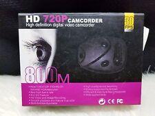 Ankaka B20808 HD 720P USB Rechargeable Digital Video Recorder Spy Camera (NIP)