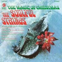 The Soulful Strings - The Magic Of Christmas - New Sealed Vinyl Reissue LP