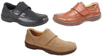 Mens New wide Fitting Leather Lined  Casual  Shoes Gents Sizes 6 7 8 9 10 11 12