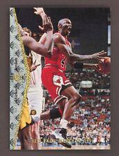 1994-95 SP Silver MJ1 Michael Jordan Chicago Bulls HOF