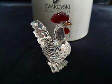 SWAROVSKI CRYSTAL galletto arrostito