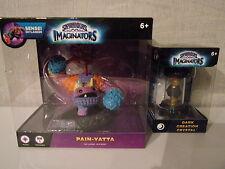 Skylanders imaginators-Pain-yatta + Dark Crystal!