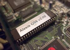 Alesis QS6 OS v2.00 Firmware Update Chip Part Version 2.00