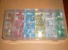 KFZ Mini Flachssicherungen Set 120 teilig Stecksicherung KFZ-Sicherungen Neu