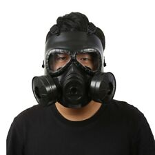 More details for protective full face mask outdoor sport paintball shooting cs games gas mask
