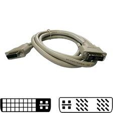 Video Cable DVI Extension Cable 6' DVI-I Female DVI-I Single Link Male #114534~6