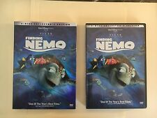 Finding Nemo (DVD, 2003, 2-Disc COLLECTOR'S EDITION) - HOME USED