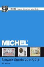2 Michel-Kataloge Schweiz-Spezial u. Liechtenstein-Spezial 2014/15, NEU und OVP