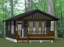 18x40 House -- 720 sqft -- PDF Floor Plan -- Model 3B