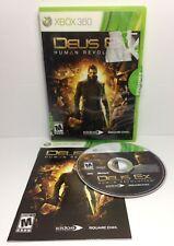 Xbox 360 Deus Ex -Human Revolution