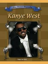 NEW Kanye West (Blue Banner Biographies) by Peggy Sue Wells