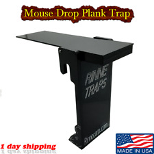 Plank Mouse Trap Auto Reset-  Walk The Plank Mouse Trap RinneTraps - USA