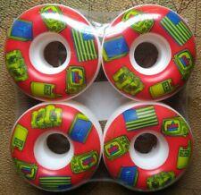 Blind Jason Lee American Icons Marc McKee White / Red 53mm Skateboard Wheels