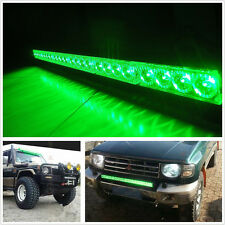 24 LED Emergency Car Truck Traffic Advisor Strobe Warning Light Light bar Green