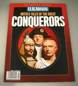 U.S. News & World Report Magazine 2006 The Great Conquerors