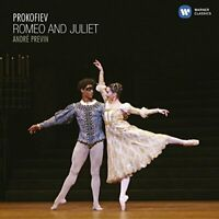 Andre Previn - Prokofiev: Romeo and Juliet [CD]