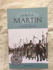 Il regno dei lupi - George R. R. Martin - Mondadori 2012