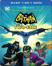 New Sealed Batman vs. Two-Face Steelbook Blu-ray + DVD + Digital