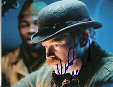 NEIL MCDONOUGH signed *CAPTAIN AMERICA* 8X10 photo W/COA Timothy Dum Dum Dugan