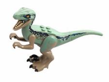 Lego sand green Raptor factory packaging Jurassic set 75928
