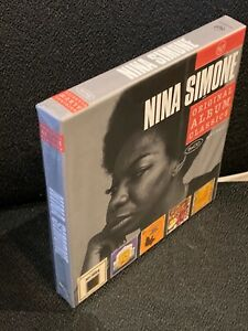 Nina Simone - Original Album Classics - 5CD Box Set 2009 - Brand New Sealed
