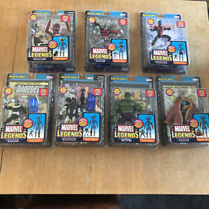 Marvel Legends Toybiz Action Figure Toy Bundle Galactus Series Sealed BNIB 2005