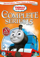 Thomas & Friends: The Complete Series 15 DVD (2014) Michael Angelis cert U