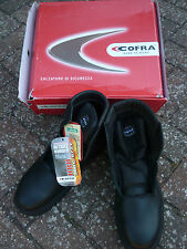 Black Cofra HRO Nitrile Heat Resistant Outer Sole Safety Boots UK 12