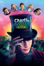 Charlie And The Chocolate Factory Movie Poster 24in x 36in