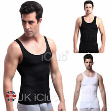 Unbranded Synthetic Sleeveless Underwear for Men