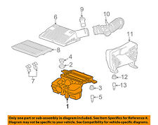 GM OEM Air Cleaner Box-Lower Bottom Housing Body 15287097