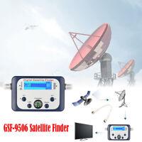 GSF-9506 Digital Satellite Finder Antenna Signal Meter TV Signal Strength Meter