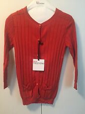 Red Valentino Buttoned Cardigan Sweater