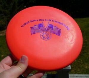 New USDGC Omega AP SuperGrip Millennium Innova San Marino Disc Golf Disk 172g