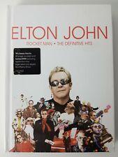 Elton John Rocket Man The Definitive Hits [CD & DVD 2007] - Booklet CD & DVD