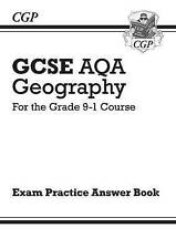 New Grade 9-1 GCSE Geography AQA Answers (for Workbook) by CGP Books (Paperback, 2016)