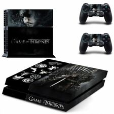 Games of Thrones Skin Vinyl Sticker for the PlayStation 4 Console PS4