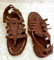 Pedro Garcia gladiator Sandals Galatea size 40 us 9.5