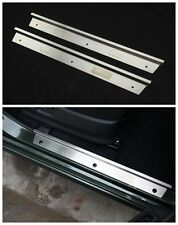 2007 + Suzuki Jimny STAINLESS STEEL Entry Guards Door Sill Plate 2 pcs