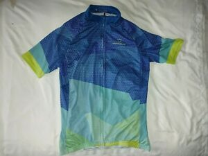Men's Leader Cycling  Cycling Jersey  Size L