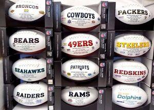 NFL Jarden Full Size Autograph Signature Football Pen Included