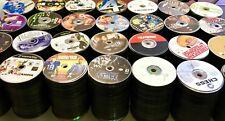 100 + Dvd Cd Video Game Lot Bulk Wholesale! 100 Lot! Great Buy! Buy 3 Get 1 Free