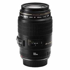 New Canon EF 100mm f2.8 Macro USM