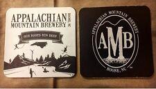 Appalachian Mountain Brewery Craft Beer NEW UNUSED Coaster