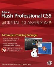 Flash Professional CS5 Digital Classroom-ExLibrary